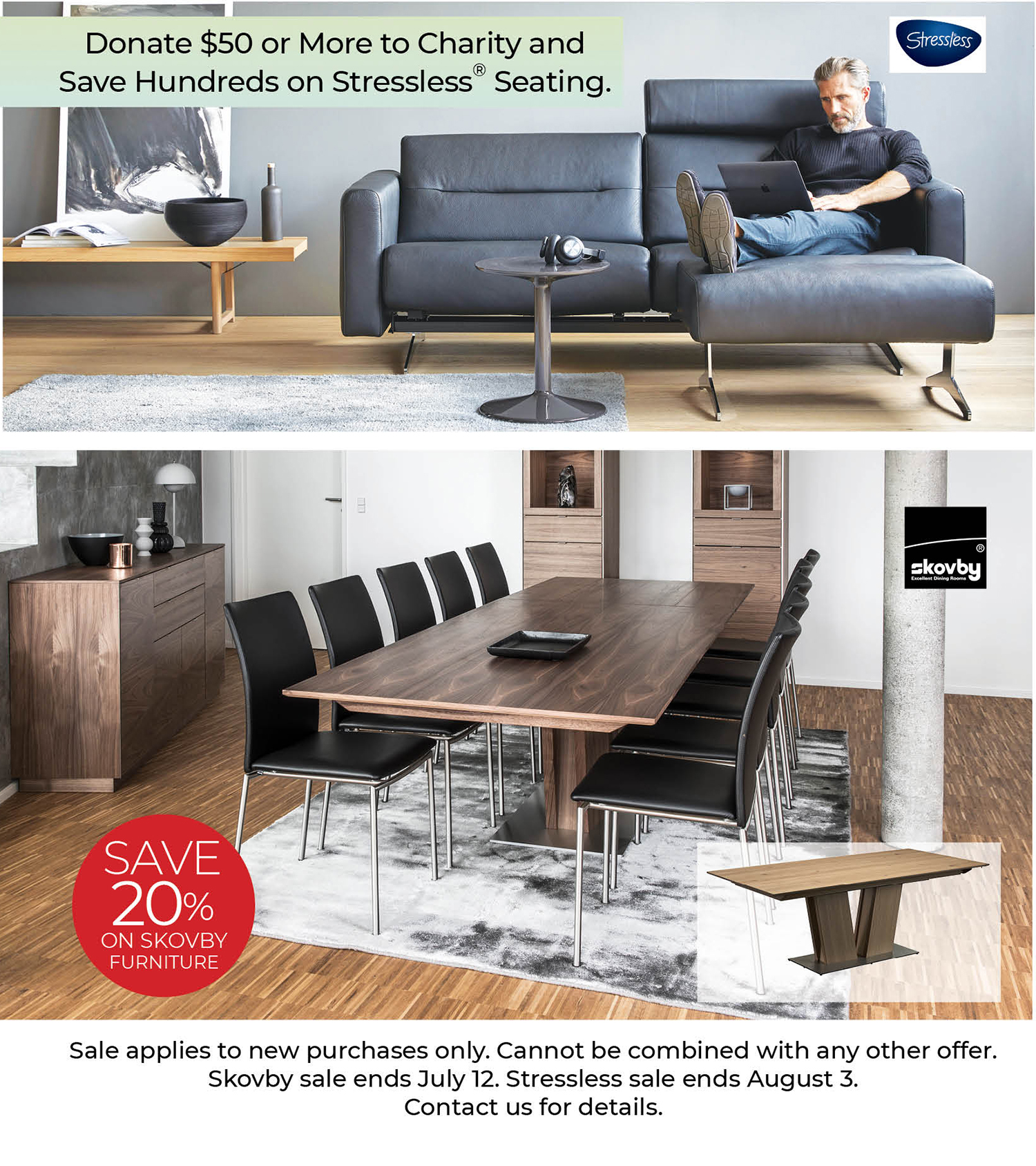 product promotions - scan-design | furniture