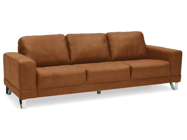 Seattle Leather Sofa By Palliser Scan, Palliser Sofa Reviews